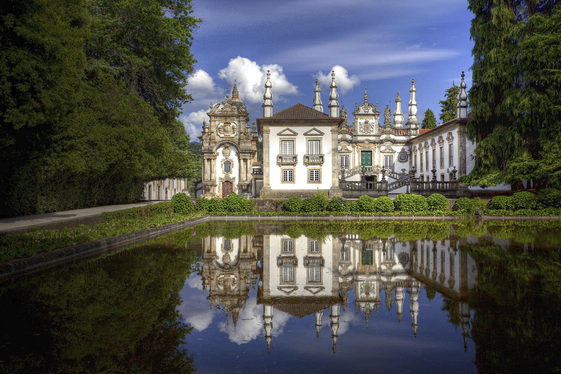DiscoverMORE: Mateus Palace, Portugal