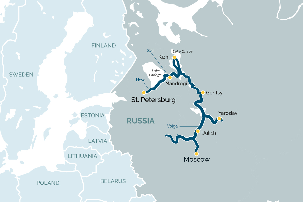 Image of: Russia River Cruise Holidays 2021 Russia Emerald Waterways Usa Emerald Waterways U S A