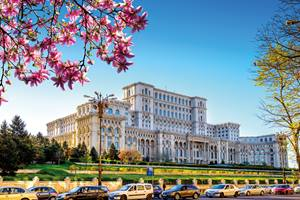 Palace of the Parliament, Bucharest